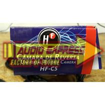 Camara De Reversa Para Porta Placas Vision Nocturna Hf-c5
