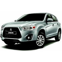 Tiron De Arrastre Jalon Enganche Para Mitsubishi Asx