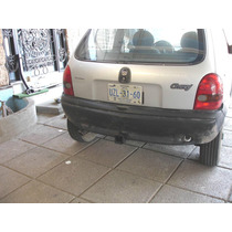 Tiron De Arrastre Para Auto Chevy Hatch Back