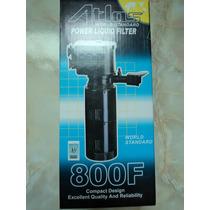 Filtro Interno Con Cabeza De Poder Atlas800 Acuarios 90-150l