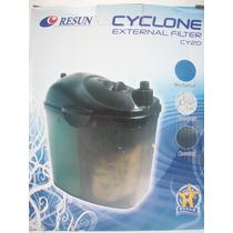Filtro Canister Resun Cyclon Cy-20 !!oferta¡¡ Maa