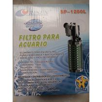 Filtro Interno Resun Sp-1200 P/acuarios De 120-220litros