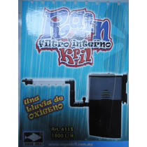 Filtro Sumergible 1800l/h Acuarios 300-400 Litros