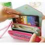 Cartera Monedero Billetera Funda Case Mp3 Iphone Samsung E4f