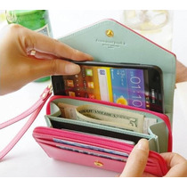 Cartera Monedero Billetera Funda Case Mp3 Iphone Samsung E4f