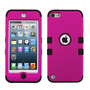 Funda Protector Triple Layer Apple Ipod Touch 5g / 6g Rosa T