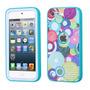 Funda Protector Triple Layer Apple Ipod Touch 5g Azul / Circ