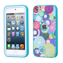 Funda Protector Triple Layer Apple Ipod Touch 5g Azul / Circ