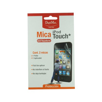 Mica Protectora Duplimax Ipod Touch 4g 2 Pzas