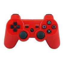 Findway Inalámbrica Bluetooth De Juego Para Sony Ps3 (rojo)