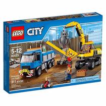 Lego Excavadota Y Comión ¡sólo En Gamers!