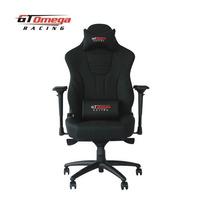 Silla Gamer Para Oficina De Piel Gt Omega Master Xl Racing
