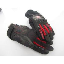 Guantes Motociclista Ducati Protecciones Talla M