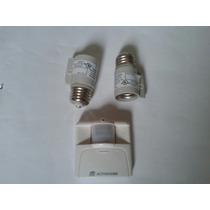 Accesorios X10 Sensor De Movimento + 2 Soquet P/foco