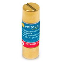Fusible Reforzado 60 A Clase H 250 V Baquelita Voltech 47279
