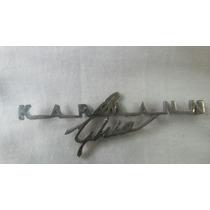 Karmann Ghia Emblema De Tablero Economico