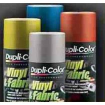 Pinturas Duplicolor Telas Y Vinil Para Auto Calidad