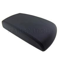 Consola Para Impala 06-12 Piel Negra Costura Negra.