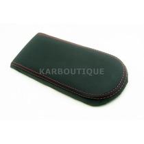 Consola Jetta Gti Golf A4 Mod 99-04 Piel Negra Costura Roja.