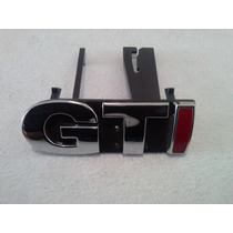 Vw Golf Gti Rotulo Parrilla Original