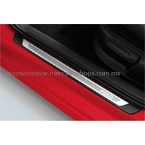 Embellecedores De Estribos Vw Polo 2013 + Oem - Hm4