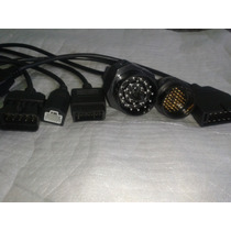 Adaptadores Para Escaner Automotriz Obd2 Op4