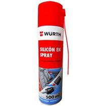 Silicon En Spray 500 Ml- Protege, Lubrica Y Limpia Wurth