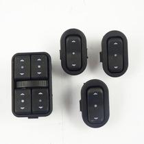Kit Control Switch Maestro Astra 98 / Corsa 02 4 Puertas