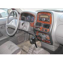 Kit Tablero Moldura Basico Nissan Np300-frontier 2009-2015