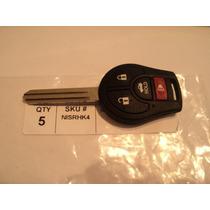Control Llave Nissan Completa Con Forja Envio Gratis