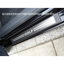 Embellecedores De Estribos Vw Golf Mk6 2013 Oem - Hm4