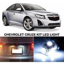 Kit De Luces Led Sonic Chevrolet Cruze Sedan