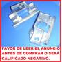 Chicotes Para Quemacocos De Metal Para Peugeot 206 Y 207