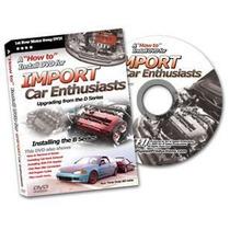 Dvd Swap Instalacion De Motor Serie B En Tu 92 95 Civic