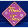 Taxi Para El Parachoques - Mamá De La Novedad Sesión Pink