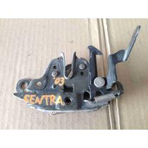 Chapa Cofre Cerradura Mecanismo Nissan Sentra 01 03 Original