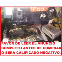 Interfaz Ipod Para Suzuki,swift,gran Vitara, Sx4, Aerio