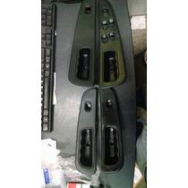 Molduras P/control Stratus Cirrus 2001 Al 2006 Juego