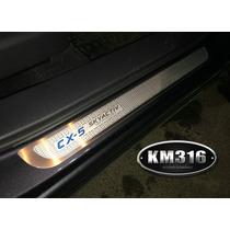 Embellecedor Estribos Mazda Cx-5 Skyactiv