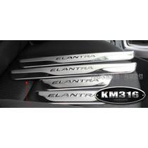 Embellecedor Estribos Hyundai Elantra