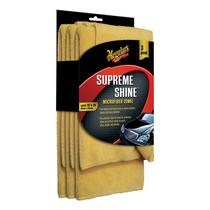 Meguiars Supreme Shine Microfiber Towel Toalla Microfibra