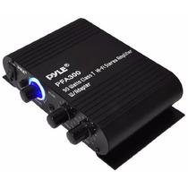 Amplificador Pyle Pfa300 90-watt Class T Hi-fi