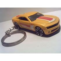 Para Chevrolet Camaro Llavero Ss 2010 Faros Rines Body Kit