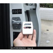 Emblema Moldura Bmw Tipo M Para Chapa Puerta De Auto Tipo B