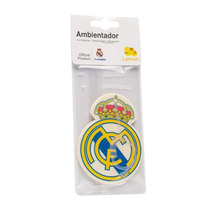 Real Madrid Limón - Ambientador Perfume Football Club