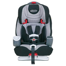 Asiento P/ Bebe Graco Nautilus 3-in-1 Car Seat, Matrix