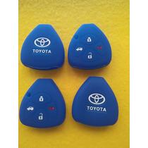 Funda De Silicon Llave Control Toyota 4 Botones Avalon Camry