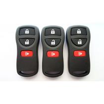 Carcasa Control Remoto Nissan Xterra Pathfinder Frontier