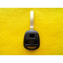Carcasa Llave Control Remoto Toyota F J Cruiser Land Cruiser