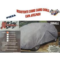 Funda Cubre Auto Car Cover Doble Capa Afelpado
